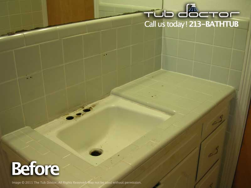 Bath Sinks |Tub Reglazing |Bathtub Refinishing | Tub Resurfacing ...