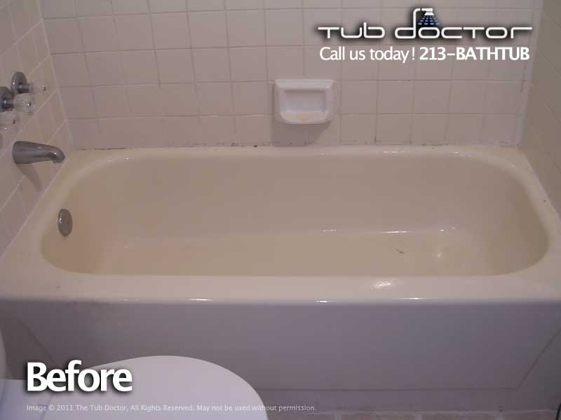 Before & After Gallery |Tub Reglazing |Bathtub Refinishing | Tub ...